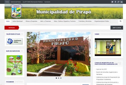 Municipalidad de Pirapó